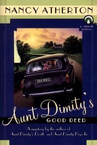 Aunt Dimity's Good Deed by Nancy Atherton