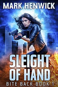 Sleight of Hand by Mark Henwick