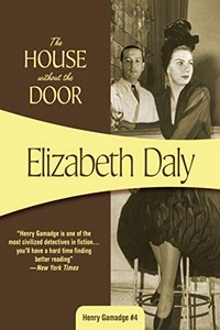 The House Without a Door by Elizabeth Daly