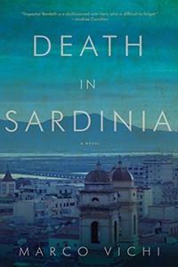 Death in Sardinia by Marco Vichi