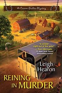 Reining in Murder by Leigh Hearon