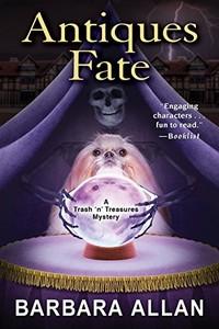 Antiques Fate by Barbara Allan