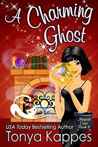 A Charming Ghost by Tonya Kappes