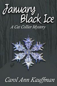 January Black Ice by Carol Ann Kauffman