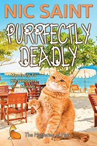 Purrfectly Deadly by Nic Saint