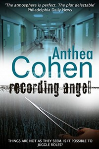 Recording Angel by Anthea Cohen