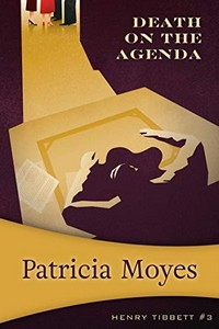 Death on the Agenda by Patricia Moyes