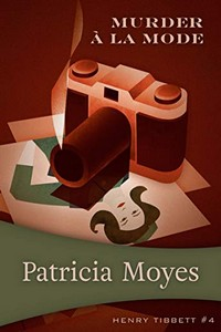 Murder a la Mode by Patricia Moyes