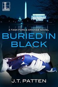 Buried in Black by J. T. Patten