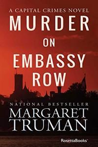Murder on Embassy Row by Margaret Truman