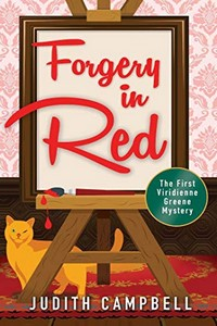 Forgery in Red by Judith Campbell