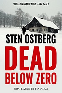 Dead Below Zero by Sten Ostberg