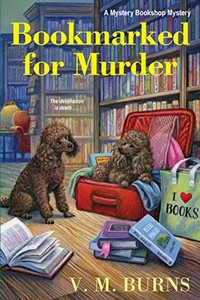 Bookmarked for Murder by V. M. Burns
