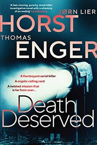 Death Deserved by Thomas Enger