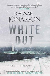 Whiteout by Ragnar Jonasson