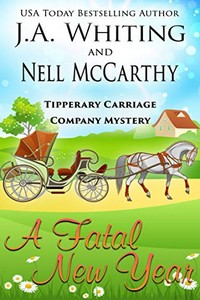 A Fatal New Year by J. A. Whiting and Nell McCarthy