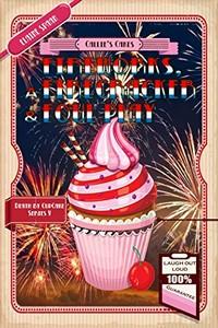Firewords, a Firecracker & Foul Play by Elaine Spann