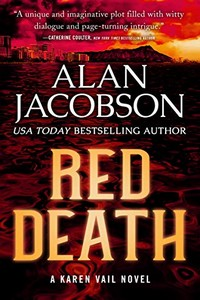 Red Death by Alan Jacobson