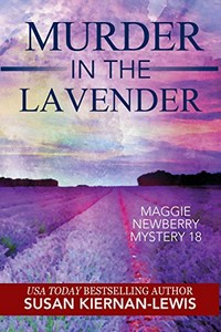 Murder in the Lavender by Susan Kiernan-Lewis