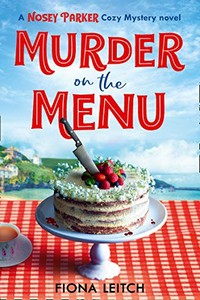 Murder on the Menu by Fiona Leitch