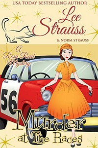 Murder at the Races by Lee Strauss
