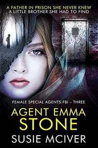 Agent Emma Stone by Susie McIlver