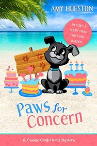 Paws for Concern by Amy Hueston