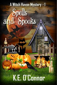 Spells and Spooks by K. E. O'Connor