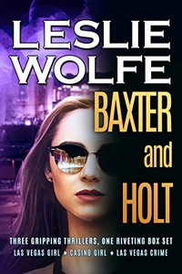 Baxter and Holt by Leslie Wolfe