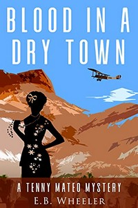 Blood in a Dry Town by E. B. Wheeler
