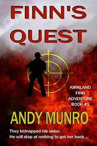 Finn's Quest by Andy Munro