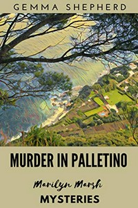 Murder in Palletino by Gemma Shepherd