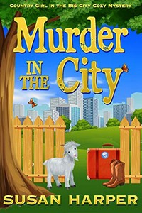 Murder in the City by Susan Harper