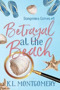 Betrayal at the Beach by K. L. Montgomery
