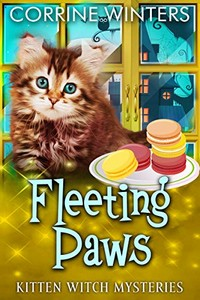 Fleeting Paws by Corrine Winters