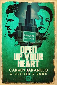 Open Up Your Heart by Carmen Jaramillo