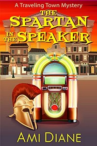 The Spartan in the Speaker by Ami Diane