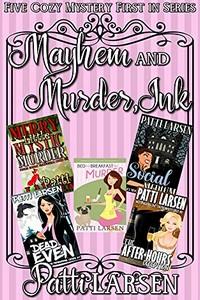Mayhem and Murder, Ink by Patti Larsen
